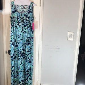 Lilly Pulitzer Merrill maxi dress XL NWT